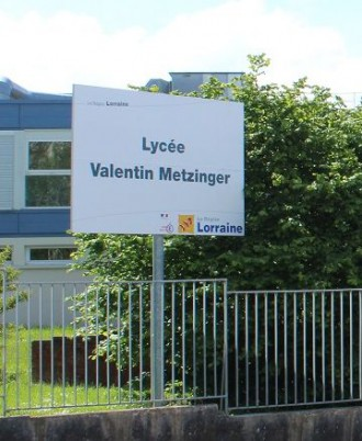 Lycée Valentin Metzinger