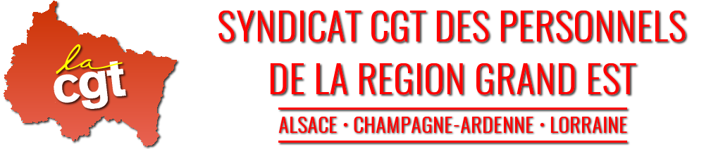 Syndicat CGT de la Région Grand Est -